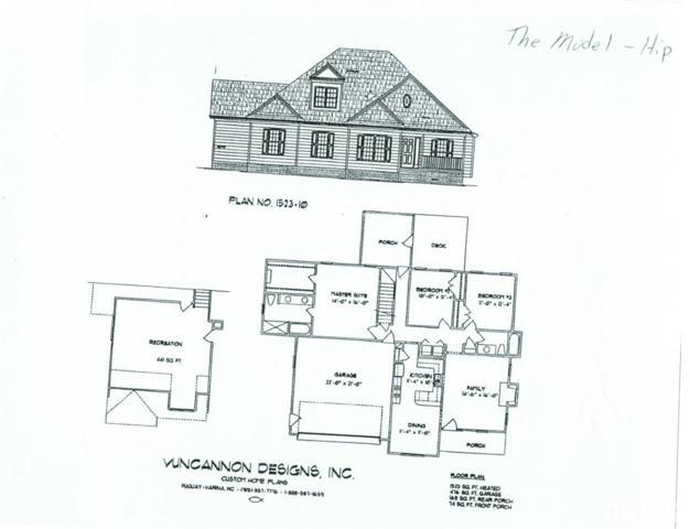 1028 Brasnoor Lane, Garner, NC 27529 (#2178240) :: The Jim Allen Group