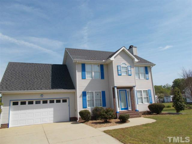 96 Springfield Lane, Lillington, NC 27546 (#2178294) :: The Jim Allen Group