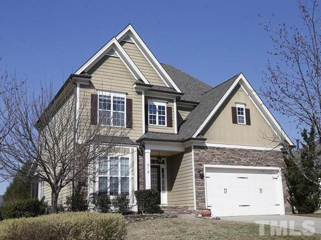 918 Tupelo Glen Court, Fuquay Varina, NC 27526 (#2178333) :: The Abshure Realty Group