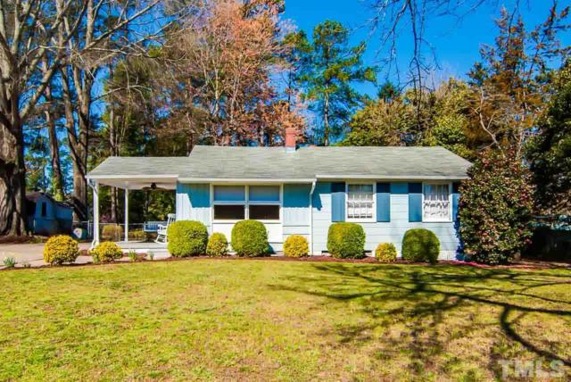 303 Avery Street, Garner, NC 27529 (#2178362) :: The Abshure Realty Group
