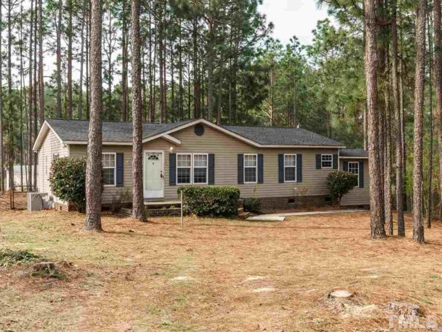 113 Forest Drive, Cameron, NC 28326 (#2178402) :: The Jim Allen Group