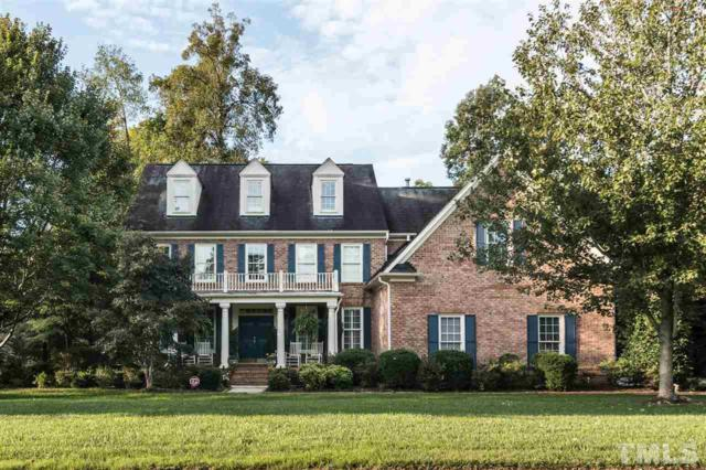 217 Weston Estates Way, Morrisville, NC 27560 (#2178420) :: The Jim Allen Group