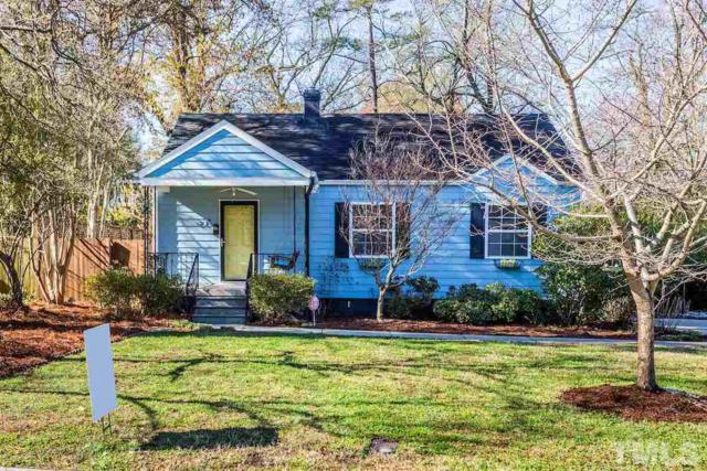 214 Myers Avenue, Raleigh, NC 27604 (#2178455) :: Raleigh Cary Realty