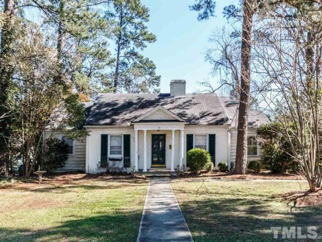 1204 Brooks Avenue, Raleigh, NC 27607 (#2178493) :: The Jim Allen Group