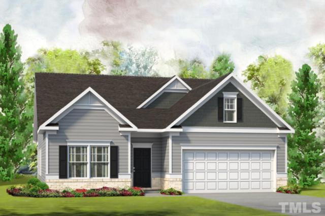 1440 Abercorn Lane Lot 15, Sanford, NC 27330 (#2178574) :: Rachel Kendall Team, LLC