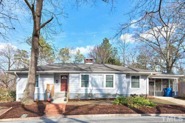 100 Forestwood Drive, Durham, NC 27707 (#2178575) :: The Jim Allen Group