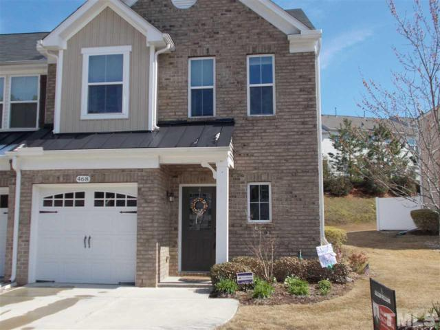 468 Panorama View Loop, Cary, NC 27519 (#2178576) :: Raleigh Cary Realty