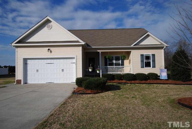 55 Oak Leaf Drive, Lillington, NC 27546 (#2178603) :: Marti Hampton Team - Re/Max One Realty