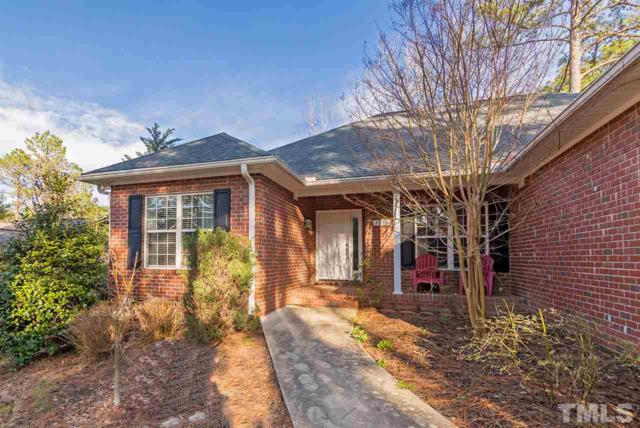 2610 SW Longleaf Drive, Pinehurst, NC 28374 (#2178610) :: The Jim Allen Group