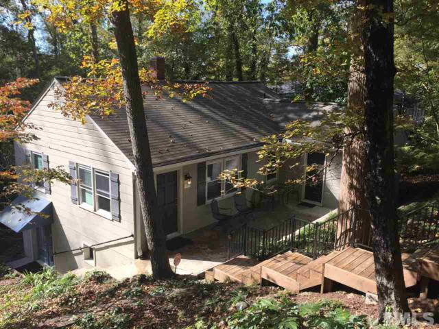 505 Pine Bluff Trail, Chapel Hill, NC 27516 (#2178619) :: Rachel Kendall Team, LLC