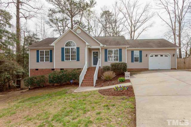 66 Woodhart Circle, Fuquay Varina, NC 27526 (#2178632) :: Rachel Kendall Team, LLC