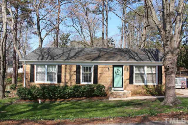 904 Northclift Drive, Raleigh, NC 27609 (#2178686) :: The Abshure Realty Group