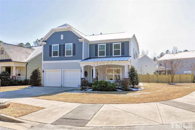 2700 Blueridge Lake Drive, Fuquay Varina, NC 27526 (#2178723) :: The Jim Allen Group