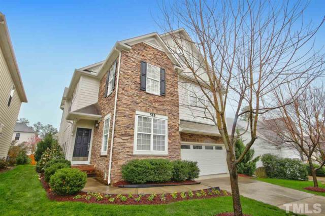 515 Hunting Chase, Durham, NC 27713 (#2178727) :: The Jim Allen Group