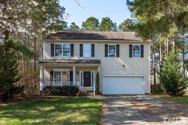 8805 Murdock Circle, Wake Forest, NC 27587 (#2178738) :: The Jim Allen Group