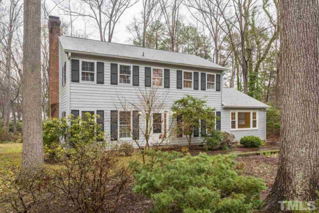 1501 Manly Street, Chapel Hill, NC 27517 (#2178741) :: Raleigh Cary Realty