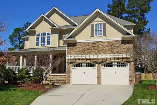 1122 Tamworth Hill Lane, Cary, NC 27519 (#2178750) :: The Jim Allen Group