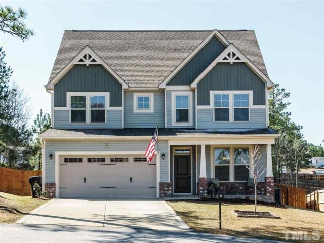 40 Golden Rod Circle, Spring Lake, NC 28390 (#2178775) :: The Jim Allen Group
