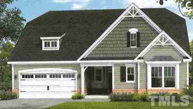 509 Barrington Hall Drive, Rolesville, NC 27571 (#2178814) :: The Jim Allen Group