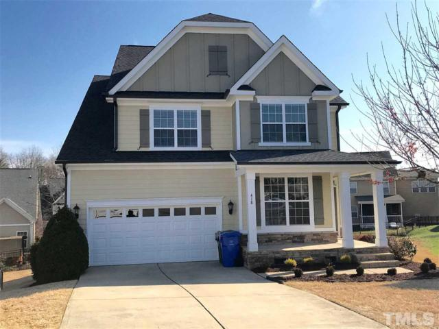 418 Stranraer Court, Fuquay Varina, NC 27526 (#2178827) :: The Abshure Realty Group