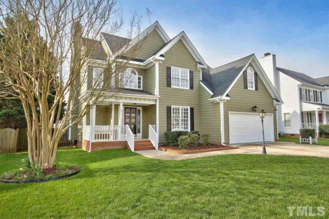 1400 Rainesview Lane, Apex, NC 27502 (#2178831) :: Raleigh Cary Realty