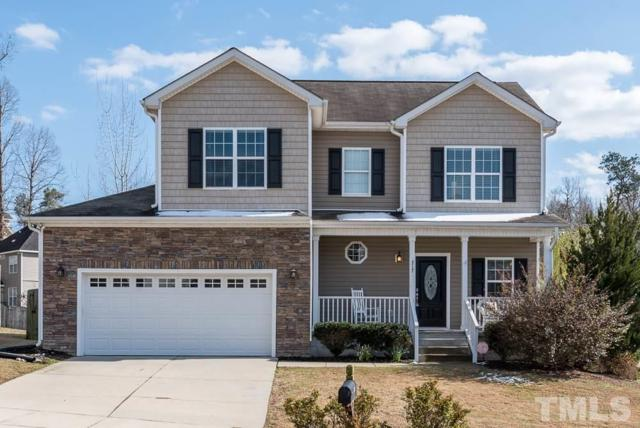 317 Angel Star Lane, Wake Forest, NC 27587 (#2178833) :: Raleigh Cary Realty