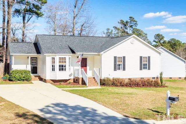 945 S Willhaven Drive, Fuquay Varina, NC 27526 (#2178847) :: The Jim Allen Group