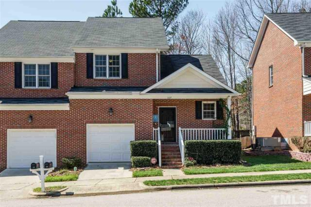 109 Tuska Hills Drive, Holly Springs, NC 27540 (#2178852) :: The Abshure Realty Group