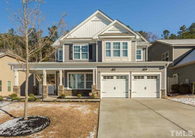 1510 Hauser Lake Road, Knightdale, NC 27545 (#2178863) :: The Jim Allen Group