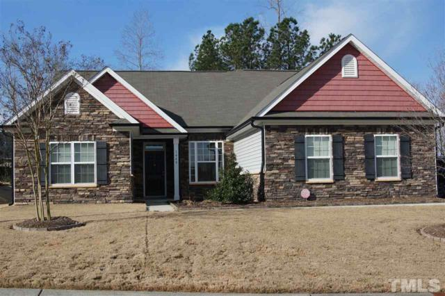 1448 Silver Valley Drive, Knightdale, NC 27545 (#2178886) :: The Jim Allen Group