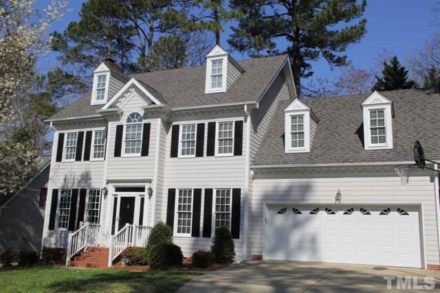 302 Parkknoll Lane, Cary, NC 27519 (#2178895) :: Raleigh Cary Realty
