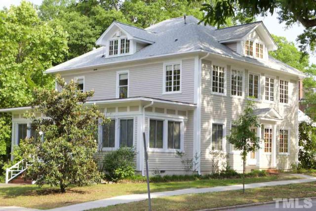 208 N Buchanan Boulevard #6, Durham, NC 27701 (#2178951) :: Spotlight Realty