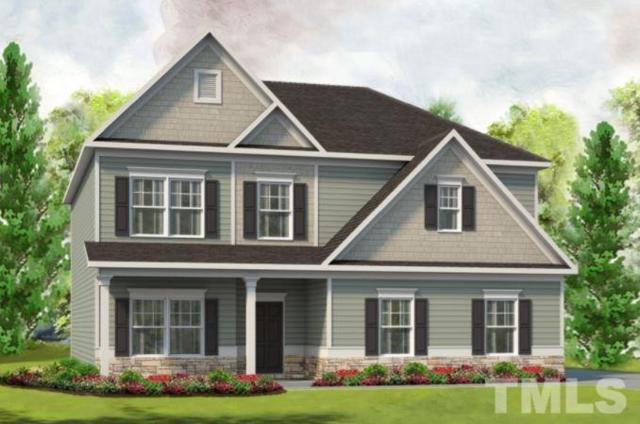 10 Post Oak Drive, Louisburg, NC 27549 (#2178963) :: Rachel Kendall Team, LLC