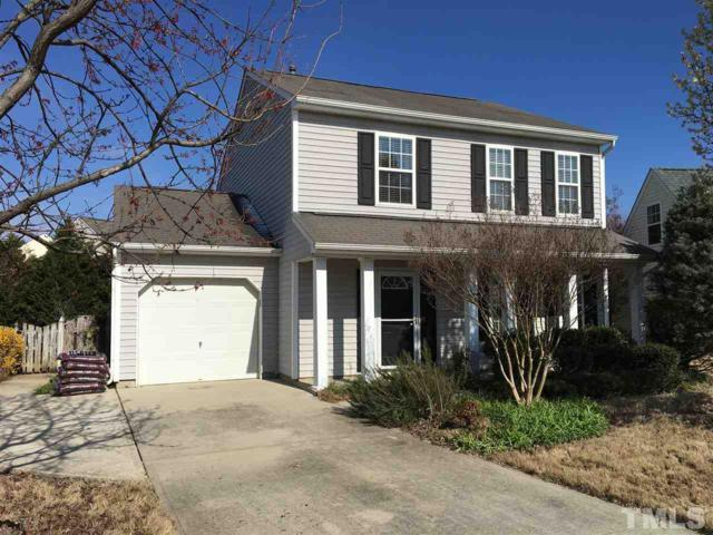 111 Indian Branch Drive, Morrisville, NC 27560 (#2178979) :: The Abshure Realty Group