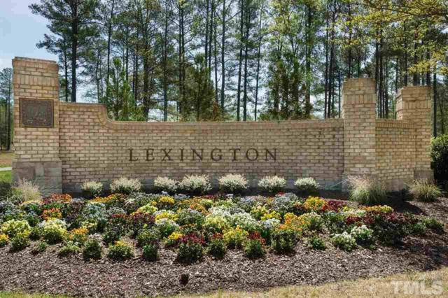 47 Lexington Drive, Apex, NC 27523 (#2178994) :: Spotlight Realty