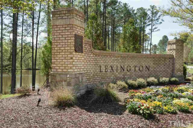301 Lexington Drive, Apex, NC 27523 (#2178997) :: Spotlight Realty