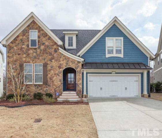 125 Middlegreen Place, Holly Springs, NC 27540 (#2178998) :: The Abshure Realty Group