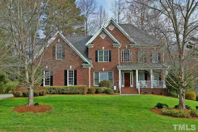 107 Turtleback Crossing Drive, Chapel Hill, NC 27516 (#2179069) :: The Abshure Realty Group