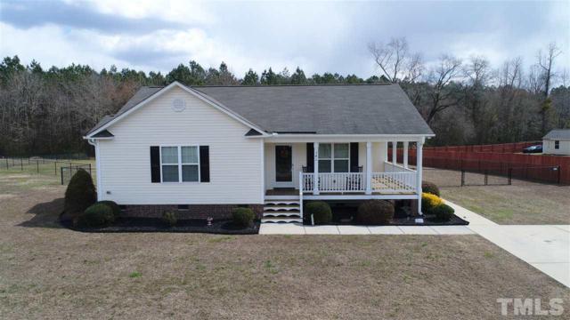 341 Critcher Farm Lane, Benson, NC 27504 (#2179085) :: Rachel Kendall Team, LLC