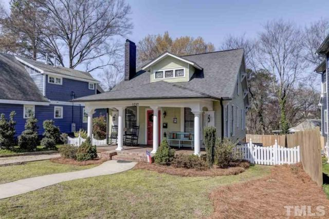 1217 Courtland Drive, Raleigh, NC 27604 (#2179088) :: Raleigh Cary Realty