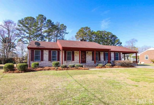 204 Myrtle Road, Goldsboro, NC 27534 (#2179188) :: Raleigh Cary Realty