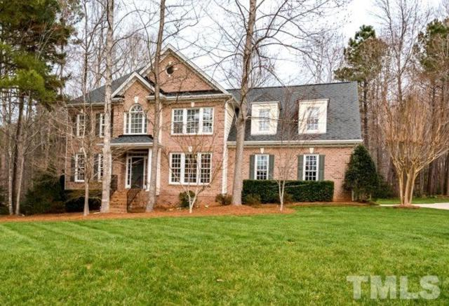 1124 Hawk Hollow Lane, Wake Forest, NC 27587 (#2179189) :: Raleigh Cary Realty