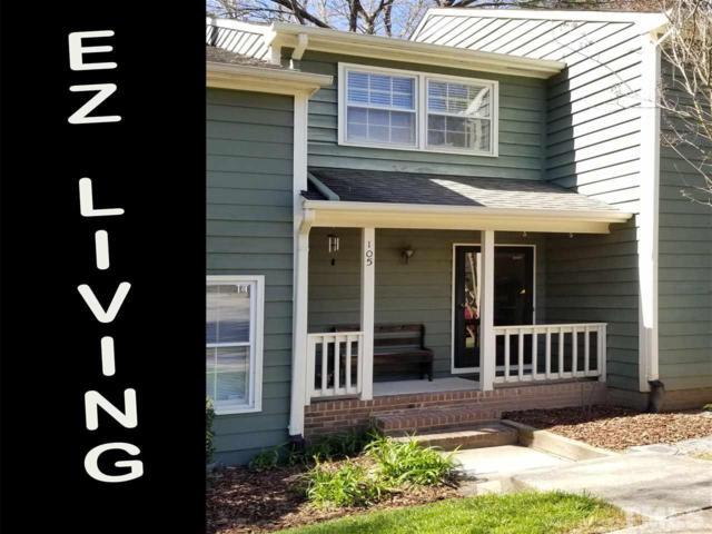 105 Weathersfield Drive, Durham, NC 27713 (#2179233) :: Spotlight Realty