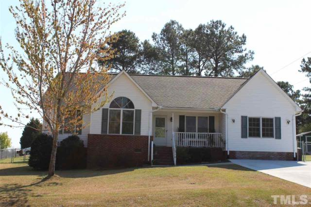 210 Oakwater Drive, Cameron, NC 28326 (#2179243) :: The Abshure Realty Group