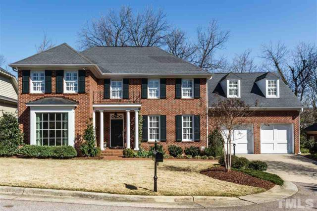 1812 Great Oaks Drive, Raleigh, NC 27608 (#2179251) :: Rachel Kendall Team, LLC
