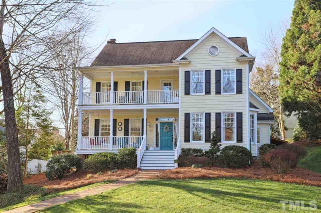103 Arlen Park Drive, Chapel Hill, NC 27516 (#2179294) :: The Jim Allen Group