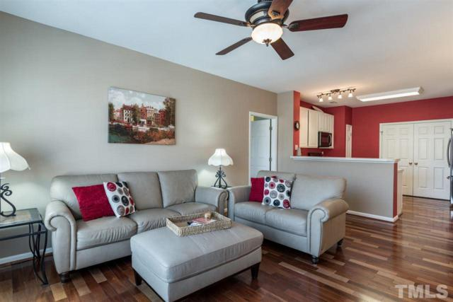 1922 Kudrow Lane #1922, Morrisville, NC 27560 (#2179300) :: The Abshure Realty Group