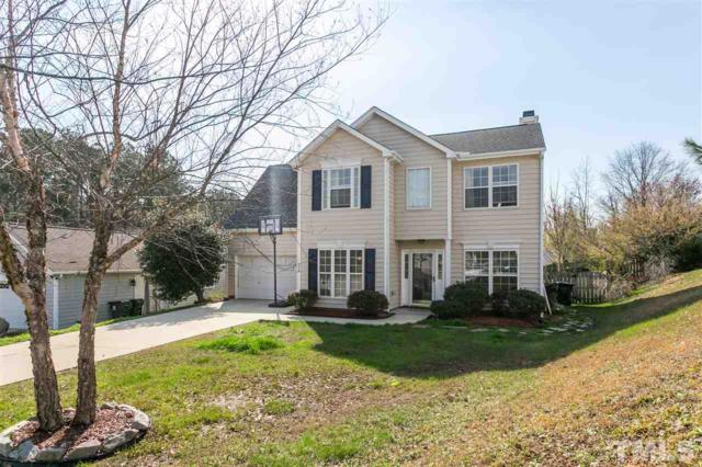 204 Lindell Drive, Apex, NC 27539 (#2179303) :: The Jim Allen Group