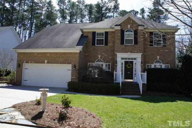 131 Trinity Grove Drive, Cary, NC 27513 (#2179313) :: Raleigh Cary Realty