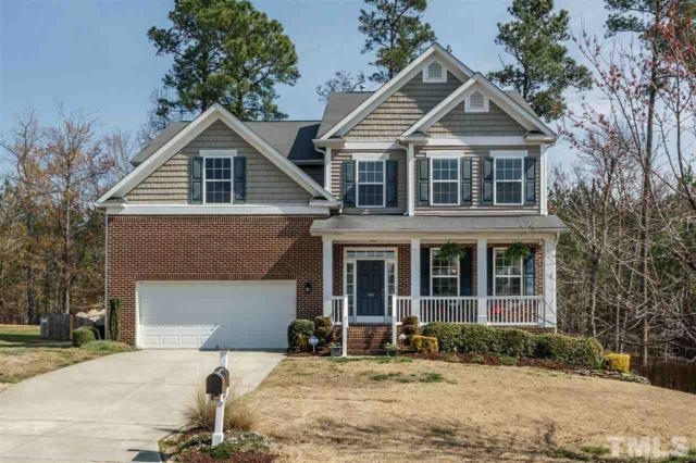 104 Magnolia Meadow Way, Holly Springs, NC 27540 (#2179321) :: The Abshure Realty Group